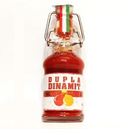 Dupla Dinamit chili szósz 40ml -Chilivilág