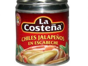 Egész Jalapeno Paprika 220 g-La Costena
