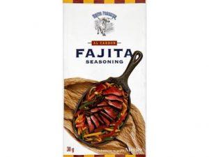Fajita mexikói fűszerkeverék 30 g