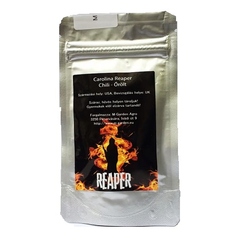 Carolina Reaper őrölt chili paprika 10g