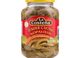 Kaktusz csíkok (Opuncia) 440 g