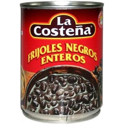 Egész fekete bab 560 g- La Costeña