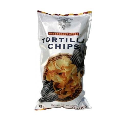 Tortilla Chips Masa Harina lisztből 400 g