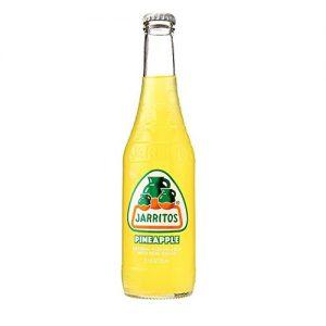 Ananász ízű szénsavas üditő 370ml- Jarritos
