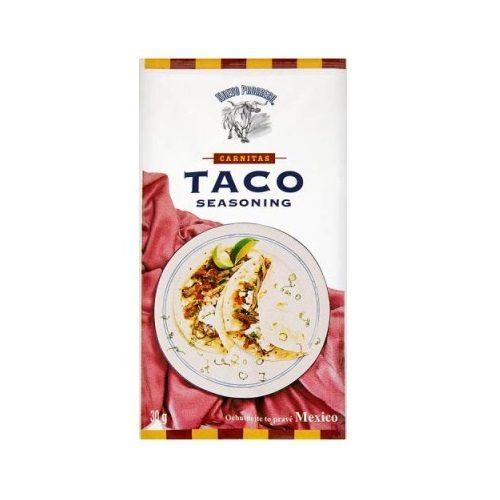 Taco fűszerkeverék 30 g-Nuevo Progreso