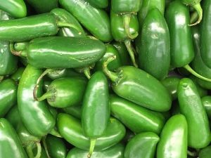Jalapeno friss chili paprika 100g (6-10 szem/csomag)