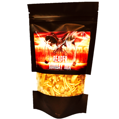 Carolina Reaper chili fűszerezésű Bombay mix 100 g
