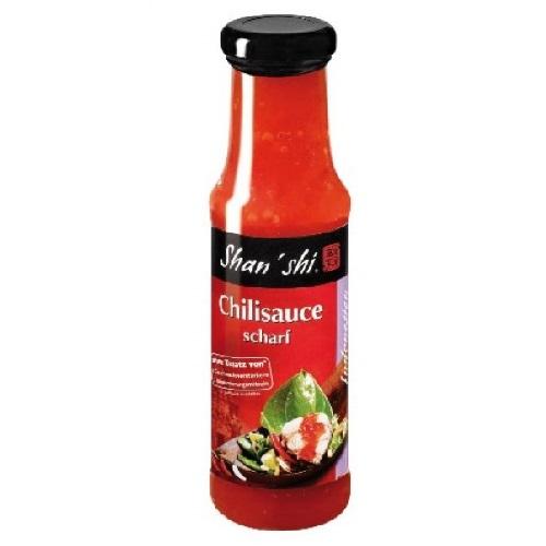 Csípős chiliszósz 200 ml-Shan' shi