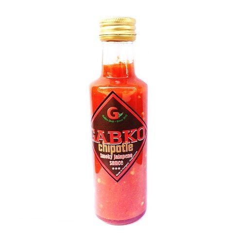 Füstös jalepeno chili szósz 100 ml- GaBko