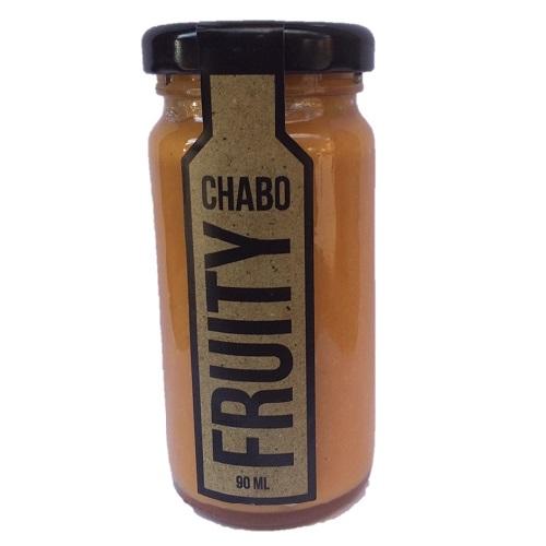Fruity habanero chili szósz 90 ml-Chabo