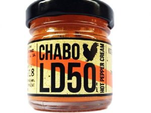 LD50 chili szósz 40 ml-Chabo