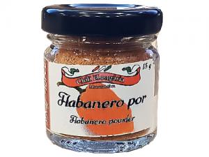 Habanero orange chili por 15g- Chili Hungária