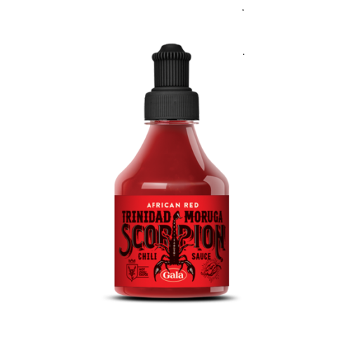 African red chili szósz 215 ml-Gala