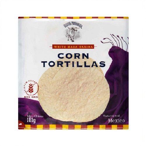 Kukorica tortilla 12db 181g-Nuevo Progreso