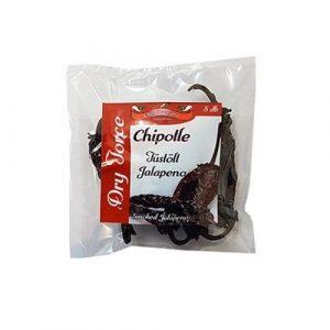 Chipotle füstölt Jalapeno 5db/ csomag- Chili Hungária