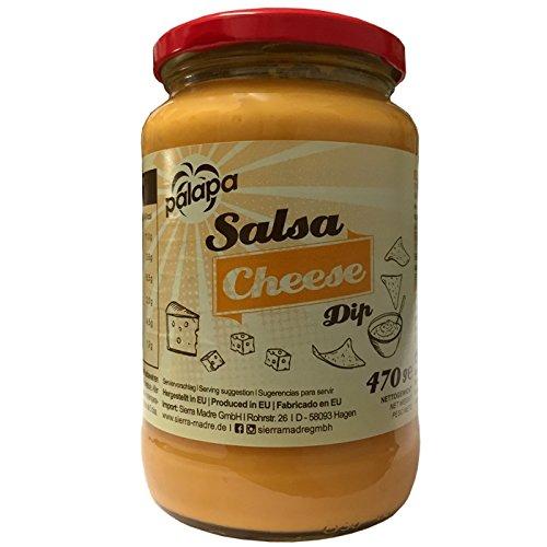 Chedar sajtkrém salsa 470g - Palapa