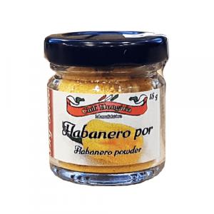 Habanero sárga chili